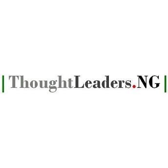 Thought Leaders website design